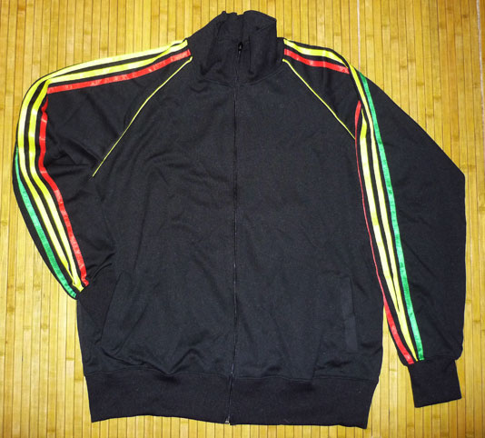 Rasta Black Jacket