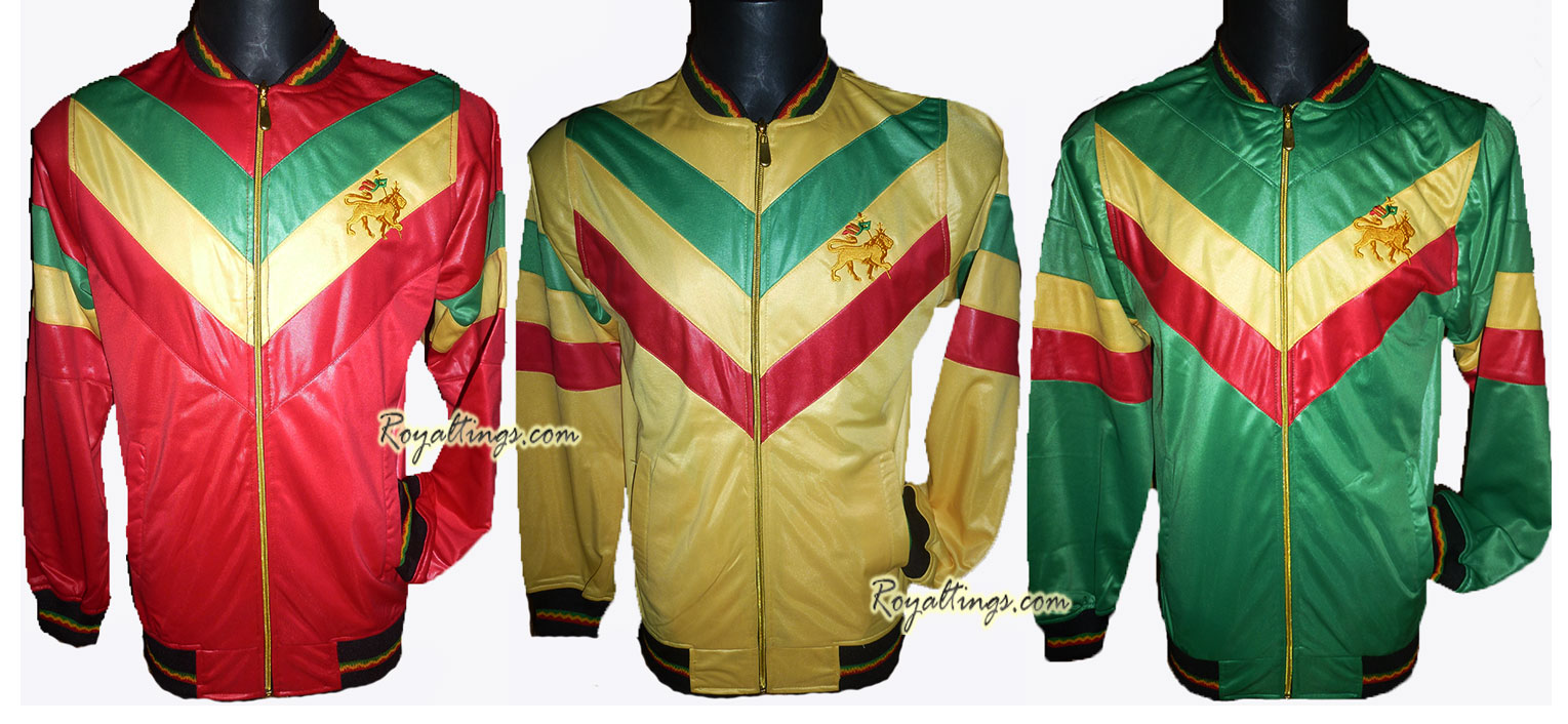 Rasta Lion jacket 5
