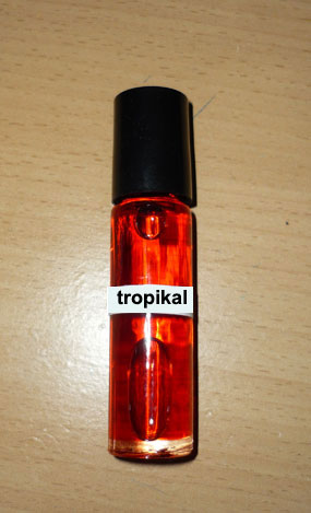 Eau de toilette Naturelle Tropical