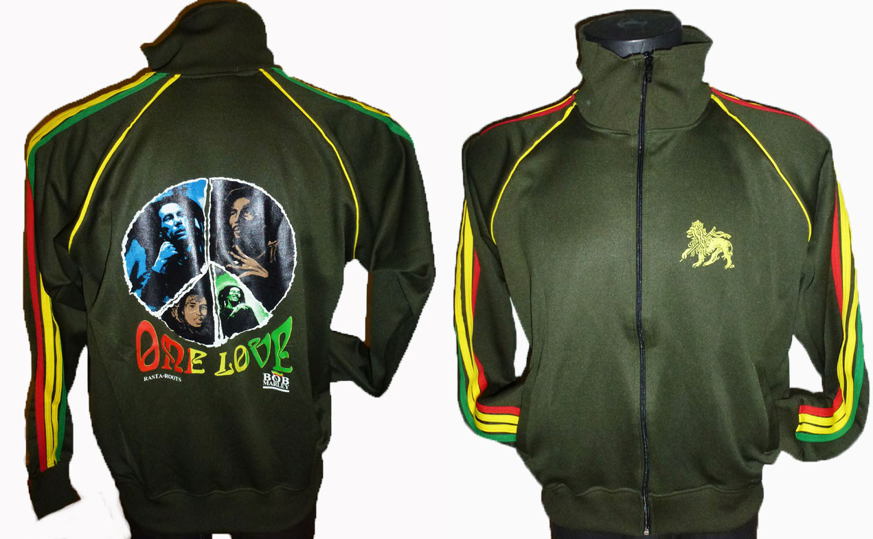 Veste Rasta Bob One Love
